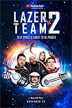 Lazer Team 2 (2018) Poster