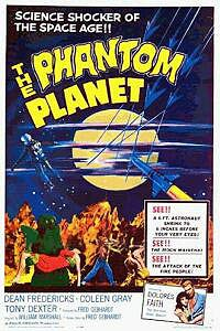 Phantom Planet, The (1961) Movie Poster