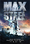 Max Steel (2016) Poster