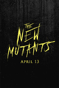 New Mutants, The (2018) Movie Poster
