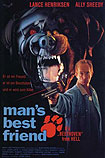 Man's Best Friend (1993) Poster
