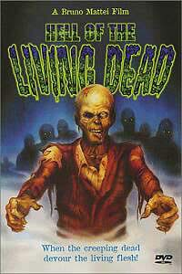 Hell of the Living Dead (1980) Movie Poster
