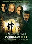 Universal Soldier III: Unfinished Business (1998) Poster