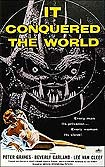 It Conquered the World (1956) Poster