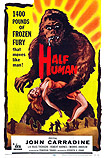 Half Human: The Story of the Abominable Snowman (1958) Poster