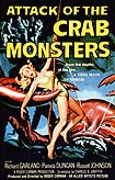 Attack of the Crab Monsters (1957) Poster