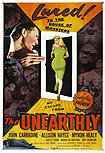 Unearthly, The (1957) Poster