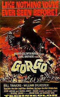 Gorgo (1961) Movie Poster