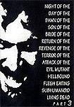 Night of the Day of the Dawn of the Son of the Bride of the Return of the Revenge of the Terror of the Attack of the Evil, Mutant, Hellbound, Flesh-Eating Subhumanoid Zombified Living Dead, Part 3 (2005) Poster