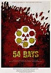 54 Days (2014) Poster