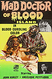 Mad Doctor of Blood Island (1968) Poster