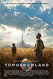 Tomorrowland (2015) Poster