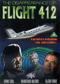 Disappearance of Flight 412, The (1974) Movie Poster