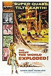 Night the World Exploded, The (1957) Poster