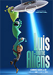 Luis and the Aliens (2018) Poster