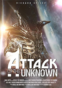 Attack of the Unknown (2019) Movie Poster