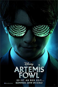 Artemis Fowl (2019) Movie Poster
